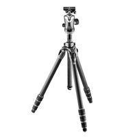 Gitzo GK2542-82QD Mountaineer Kit - Series 2 Mountaineer Tripod & Series 3 Center Ball Head QD