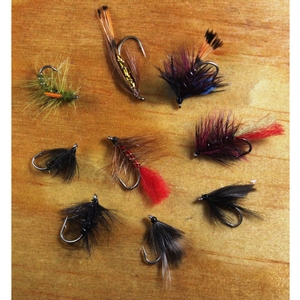 Image of Gone Fishing 20 Mixed Flies Selection - Wets