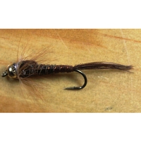Gone Fishing Pheasant Tail GH Flies - 12 Pack