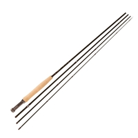 Greys 4 Piece GR40 Fly Rod - 7ft 6in - #3