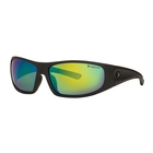 Image of Greys G1 Sunglasses - Matt Carbon Frame/Green Mirror Lens
