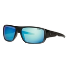 Image of Greys G2 Sunglasses - Gloss Black Frame/Blue Mirror Lens