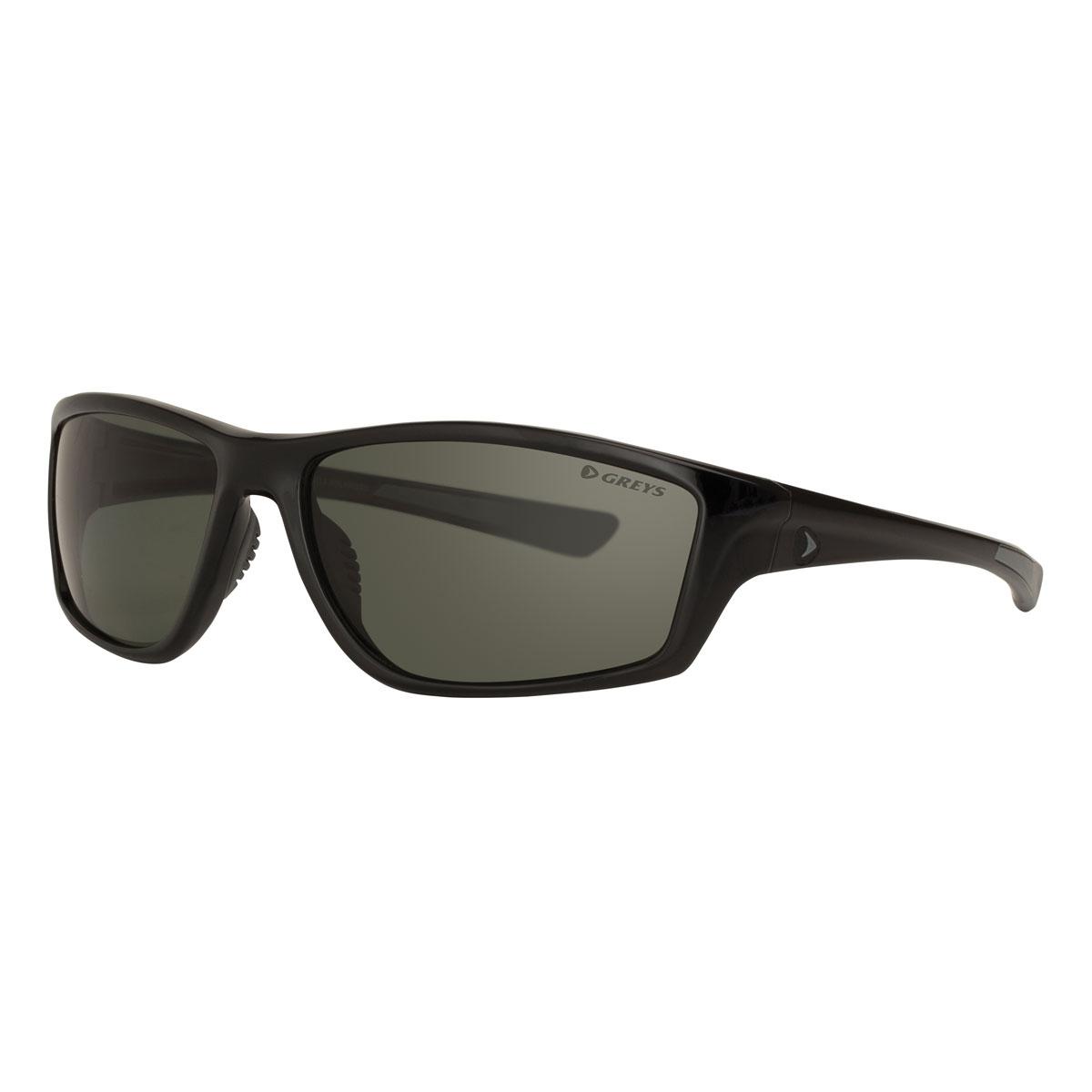 ae9faf1cd3 Image of Greys G3 Sunglasses - Gloss Black Frame Green Grey Lens ...