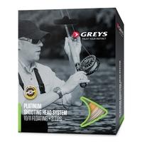 Greys Platinum Shooting Head System Spey Line