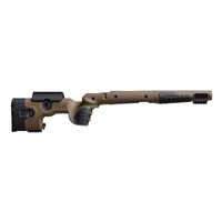GRS Bifrost - Fully Adjustable Fibreglass  Reinforced Stock for Remington 700 R/H BDL Short Action Rifles