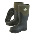 Image of Grubs Eskline 8.5 Wellington Boots (Unisex) - Green