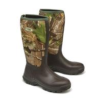 Grubs Frostline Camo Neoprene Wellington Boots (Unisex)