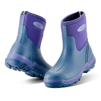 Grubs Midline 5.0 Ankle Neoprene Wellington Boots (Women's)
