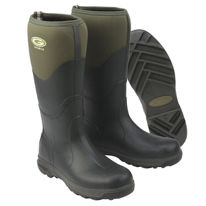 Image of Grubs Tayline 5.0 Wellington Boots (Unisex) - Green