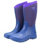 Image of Grubs Tideline 4.0 Superlite Wellington Boots (Unisex) - Plum Violet