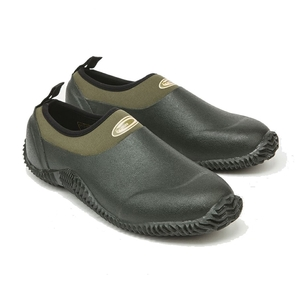 Image of Grubs Woodline 5.0 Slip On Shoe (Unisex) - Green