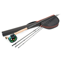 Guideline Laxa Sea Trout Fly Fishing Kit - 9ft 6in - #7