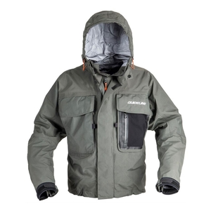Image of Guideline Experience Wading Jacket - Moss Green