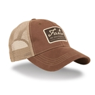 Image of Guideline Fario Cap - Dark Brown/Khaki