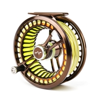 Guideline Fario LW 46 Fly Reel - Left or Right Hand Wind