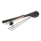 Guideline Laxa Sea Trout Fly Fishing Kit - 12ft - #7/8