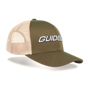 Image of Guideline Trucker Cap - Khaki