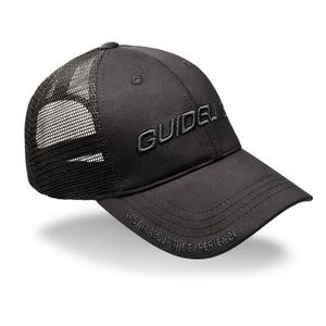 Image of Guideline Trucker Cap - Black