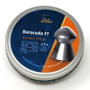Image of H&N Baracuda FT .177 Pellets x 400