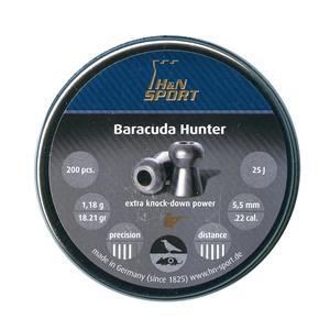 Image of H&N Baracuda Hunter .22 Pellets x 200