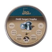 H&N Field and Target Trophy .22 Pellets x 500