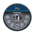 Image of H&N Terminator .177 Pellets x 400