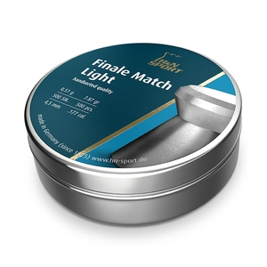 Image of H&N Finale Match Light Hand Sorted Pellets - .177 x 500