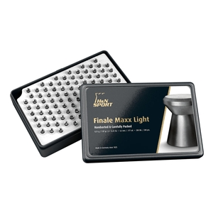 Image of H&N Finale Maxx Light .177 (4.50) Olympic Quality Pellets x 200