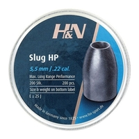 H&N Slug .22 (5.51) Pellets x 200