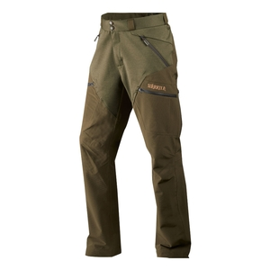 Image of Harkila Agnar Hybrid Trousers - Willow Green