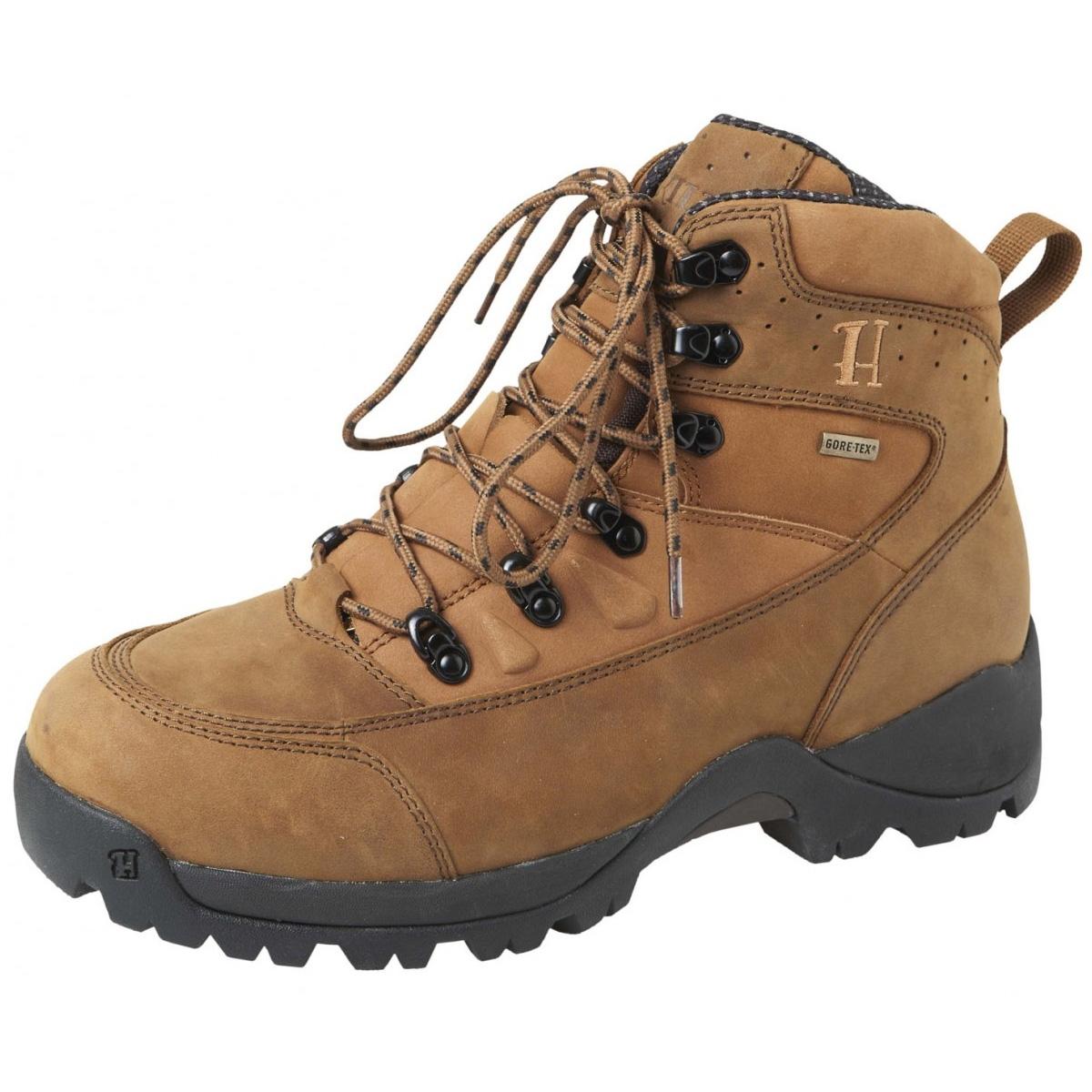 0330b540d81 Image of Harkila Big Game GTX 6 Inch Walking Boot (Men's) - Light Brown