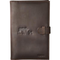 Harkila Document Cover - Waxed Leather