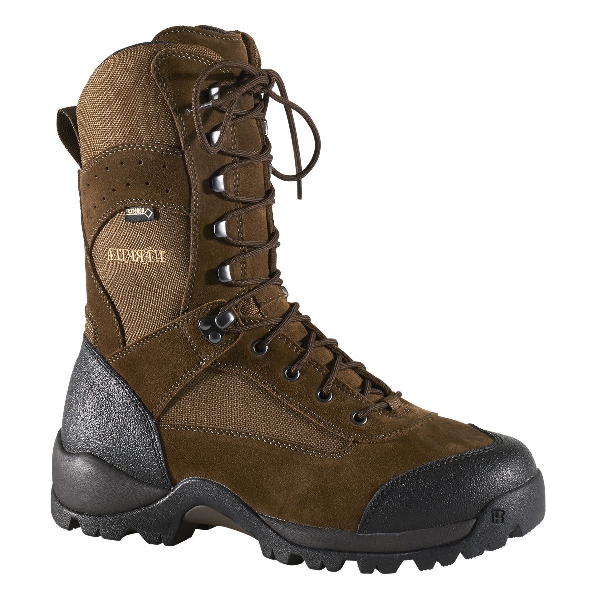 6c843960d40 Harkila Elk Hunter GTX 10 Inch XL Insulated Walking Boots (Men's) - Dark  Brown