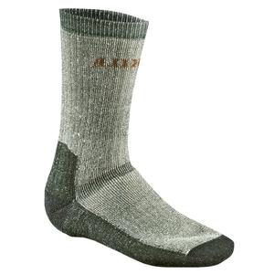 Image of Harkila Expedition II Sock (Men's) - Grey / Green
