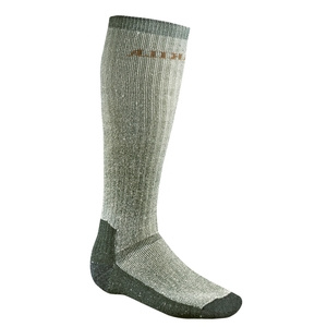 Image of Harkila Expedition Long Sock (Men's) - Grey / Green