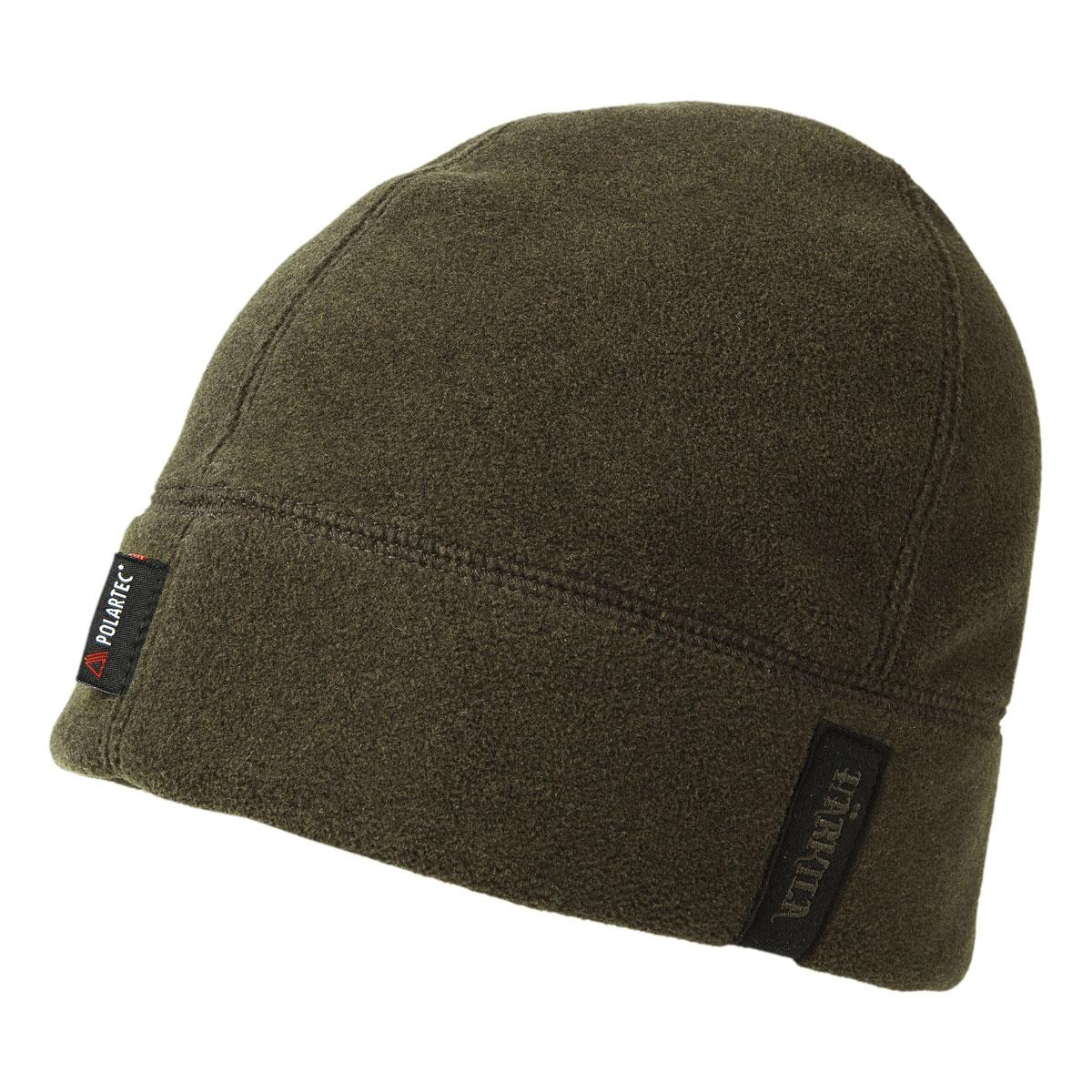 b9e3a435ad1 Image of Harkila Fennek Fleece Beanie Hat - Willow Green