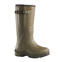 Harkila Forester Lady 16 Inch Zip 3mm H-Vent Wellington Boots (Women's)