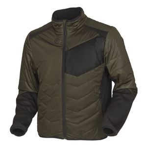 Image of Harkila HEAT Jacket - Willow Green/Black