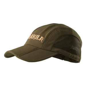 Image of Harkila Herlet Tech Foldable Cap - Willow Green