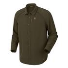 Image of Harkila Herlet Tech Long Sleeve Shirt - Willow Green