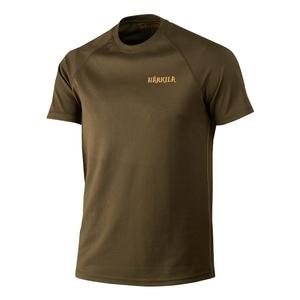Image of Harkila Herlet Tech T-Shirt - Willow Green