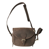 Harkila Leather Cartridge Bag - 125