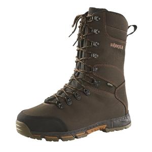 Image of Harkila Light GTX 10 Inch Dog Keeper Walking Boots (Men's) - Dark Brown