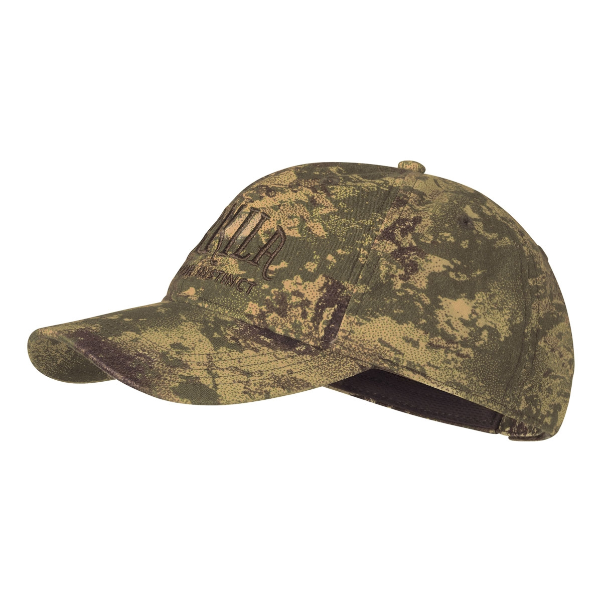 CAMOUFLAGE GREEN FOREST BASEBALL CAP ONE  CARP FISHING