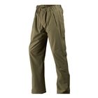 Image of Harkila Orton Packable Overtrousers - Dusty Lake Green