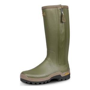 Image of Harkila Orton Zip Wellington Boots (Men's) - Dark Olive