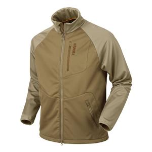 Image of Harkila PH (Professional Hunter) Softshell Jacket - Khaki/Sand