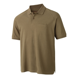 Image of Harkila PH (Professional Hunter) Polo Shirt - Khaki