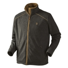 Image of Harkila Sandhem Fleece Jacket - Earth Grey Melange