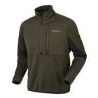 Harkila Tidan Hybrid Half Zip Fleece Jacket